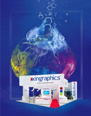 Xingraphics will take part in Print China 2015
